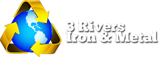 3 Rivers Iron & Metal Small Logo